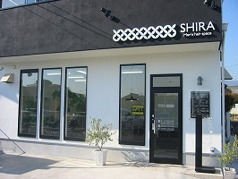 SHIRA Men's hair space