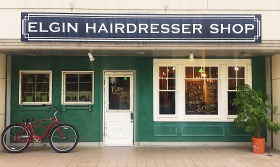 ELGIN HAIR DRESSER SHOP