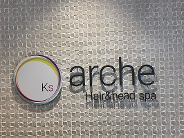 arche hair&head spa
