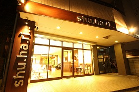 HAIR SALON&SPA shu.ha.ri.. 高津店