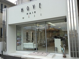 MOVE HAIR Will