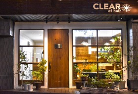 CLEAR of hair 池下店