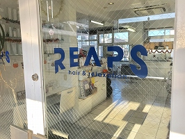 REAPS hair&relaxation