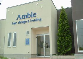 Amble hair design&healing